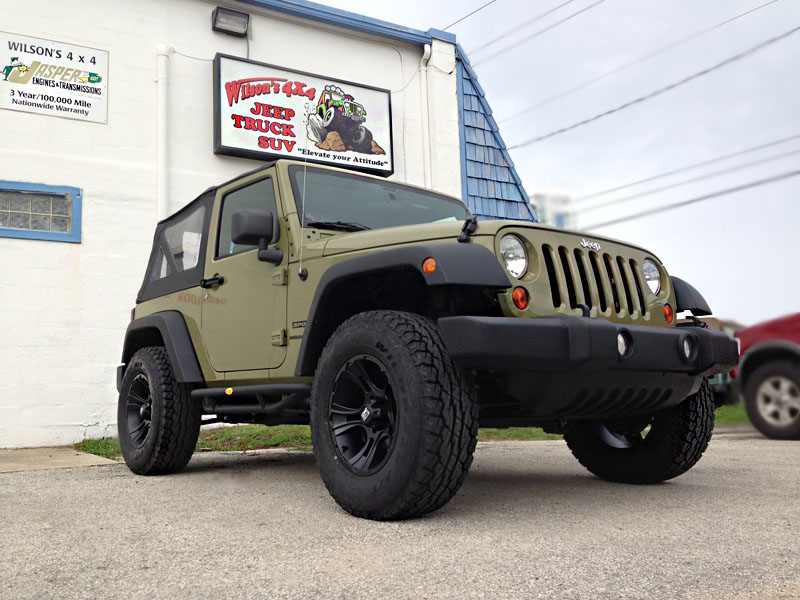 Customers Rides Jeeps